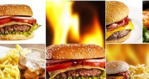 il cibo spazzatura fa male alla nostra salute