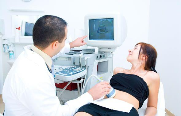 ecografia in gravidanza