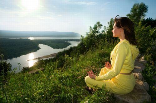 Meditazione come medicina naturale