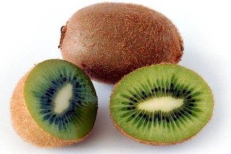 bavarese di mele e kiwi