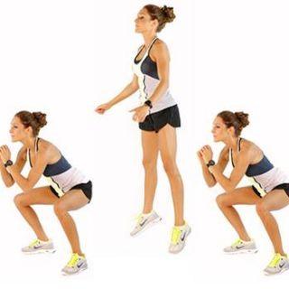 Squat Jump con peso e a corpo libero: a cosa serve, muscoli coinvolti, esercizio e varianti