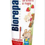 BIOREPAIR KIDS 0-6 ANNI, il dentifricio senza Fluoro e con microRepair®, indicato per combattere la carie
