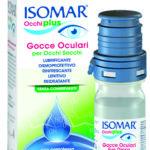 ISOMAR OCCHI PLUS, Gocce oculari per occhi secchi