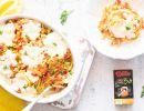 Spaghetti al curry con verdure, mozzarella e Dado al Curry Bio Bauer